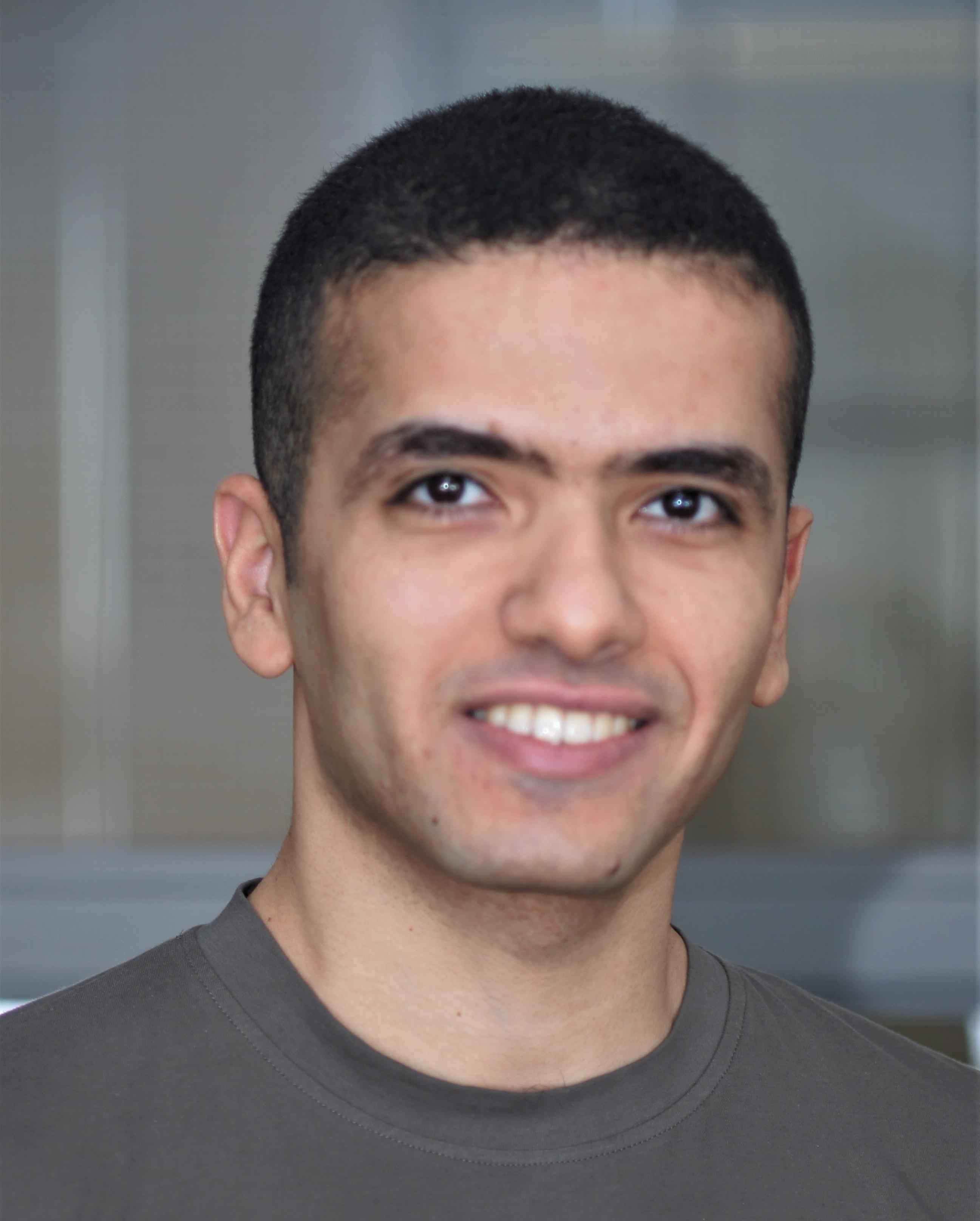 Ph.D. Candidate Mohamed Sami Rakha